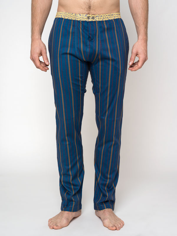 OLD ENGLISH STRIPESLeisure Pants