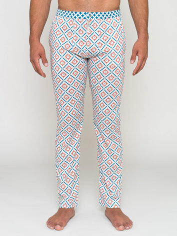 VINTAGE TEAHOUSE TILELeisure Pants