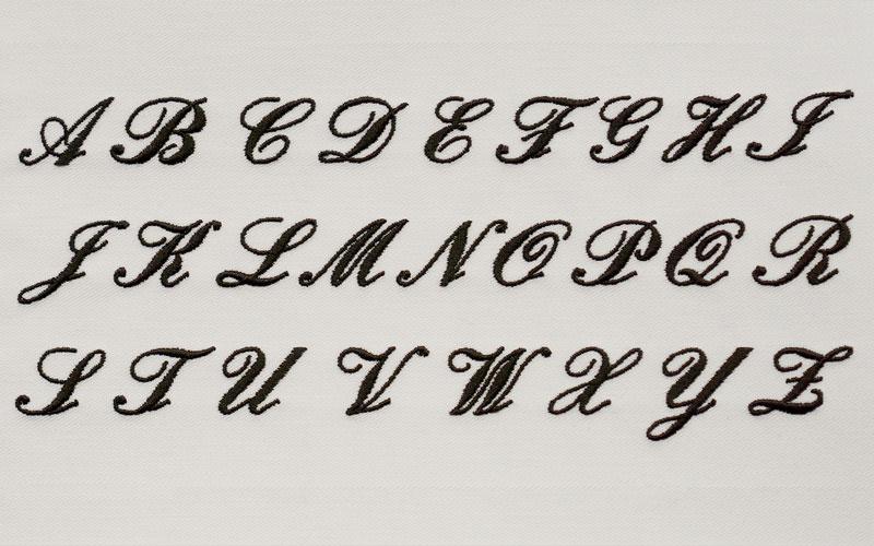 monogram-font