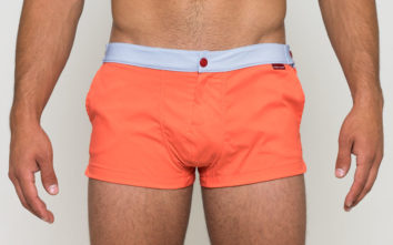 FLAMINGO BAYSwim Trunk