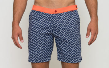 CORAL GABLESYacht Shorts Long