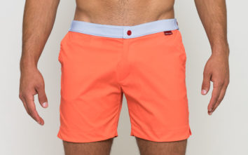 FLAMINGO BAYYacht Shorts Medium